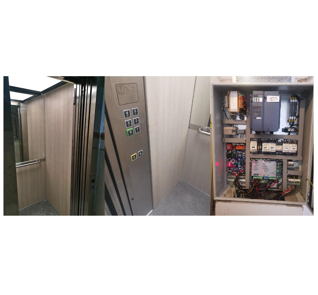 Modernización de ascensor. Vivienda o Comunidad - Artel Ascensores