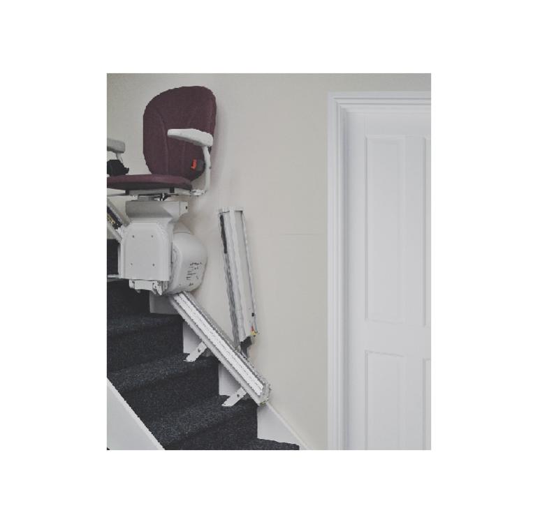 Sillas salvaescaleras. Instalación y mantenimiento