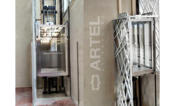Elevadores y ascensores en Sevilla